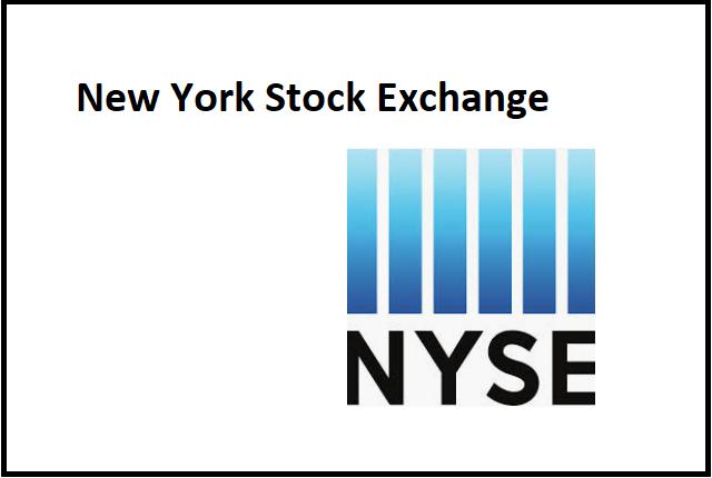 NYSE – New York Stock Exchange