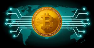 Bitcoin na hraně