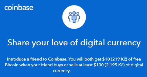 CoinBase - krypto burza