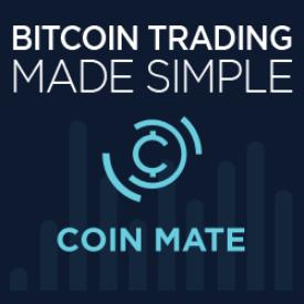 CoinMate - krypto burza