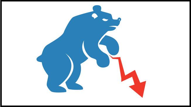 Medvědí trh, bear market, pokles trhu
