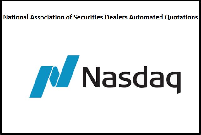 NASDAQ - největší ryze elektronický trh v New Yorku, USA pro obchodování akcií, futures a opcí.