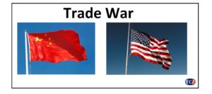 Trade War – obchodní válka