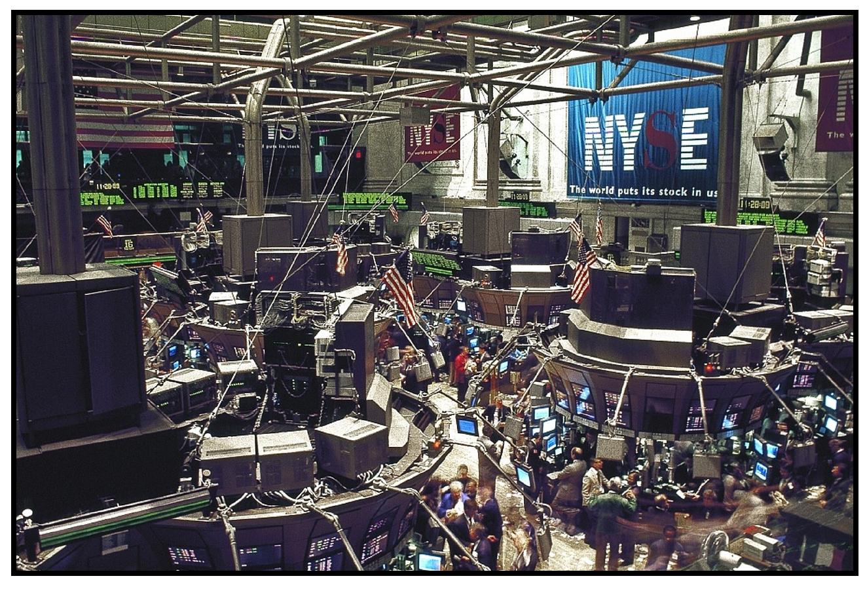 Akciové trhy NYSE