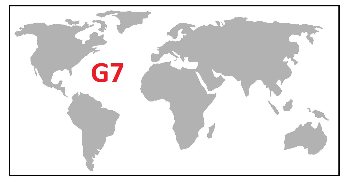 G7 skupina Group of Seven