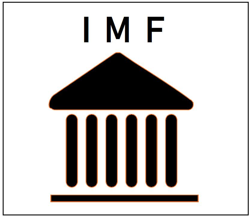IMF - Mezinárodní měnový fond = MMF