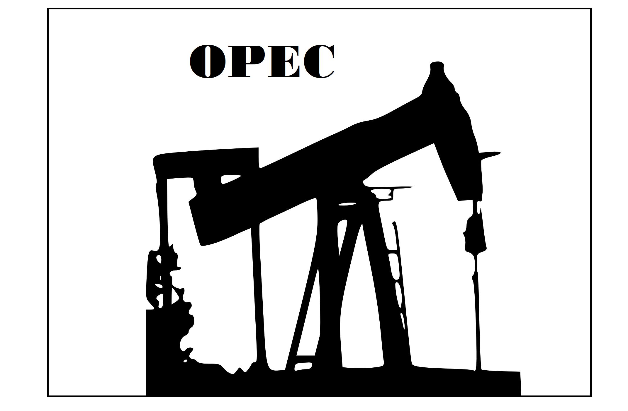 OPEC - organizace ropa