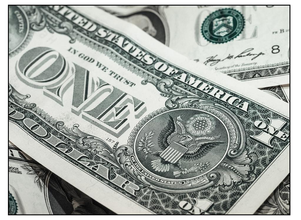 USD - americký dolar na forexu