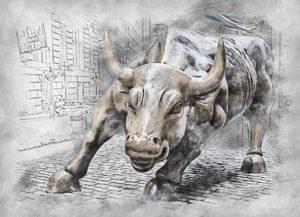 Akcie bull market