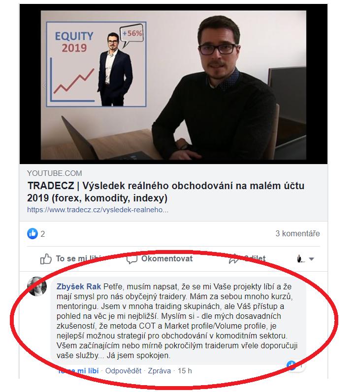 Recenze Petr Plecháč TradeCZ
