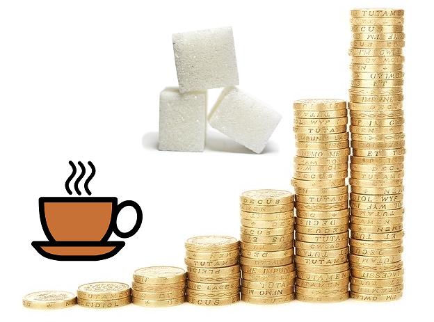 Profit na kakau a cukru
