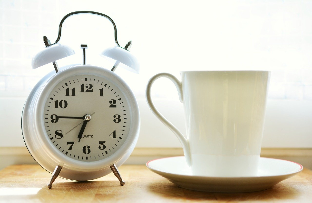 ranní káva komodita
