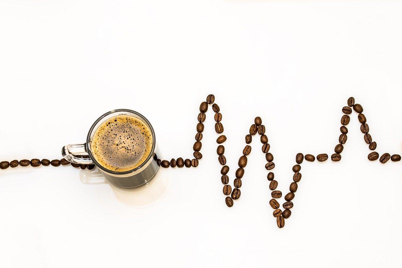 blahodárné účinky kávy