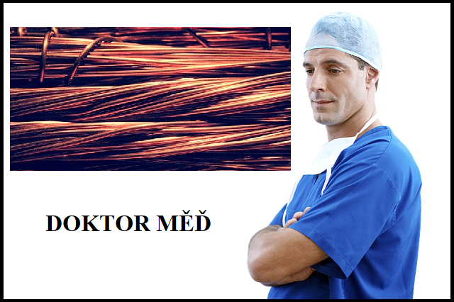 doktor měď