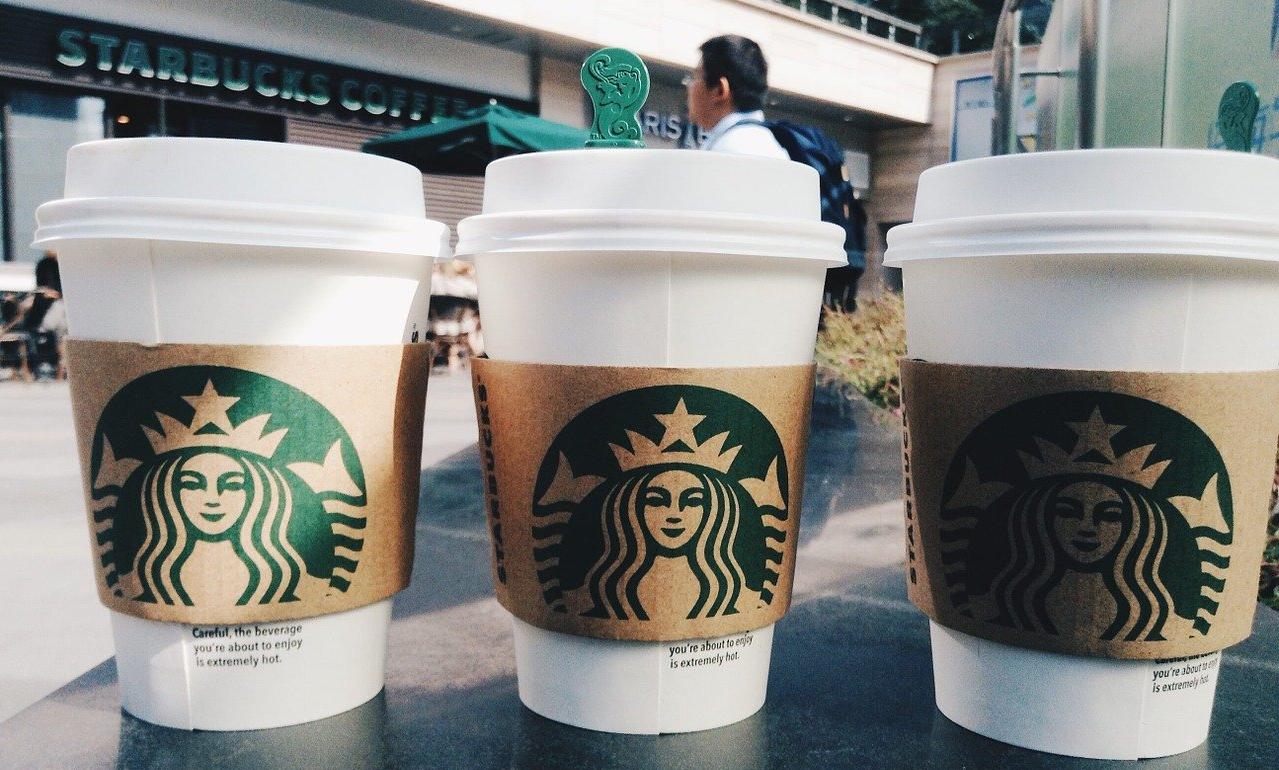produkce a spotřeba kávy starbucks