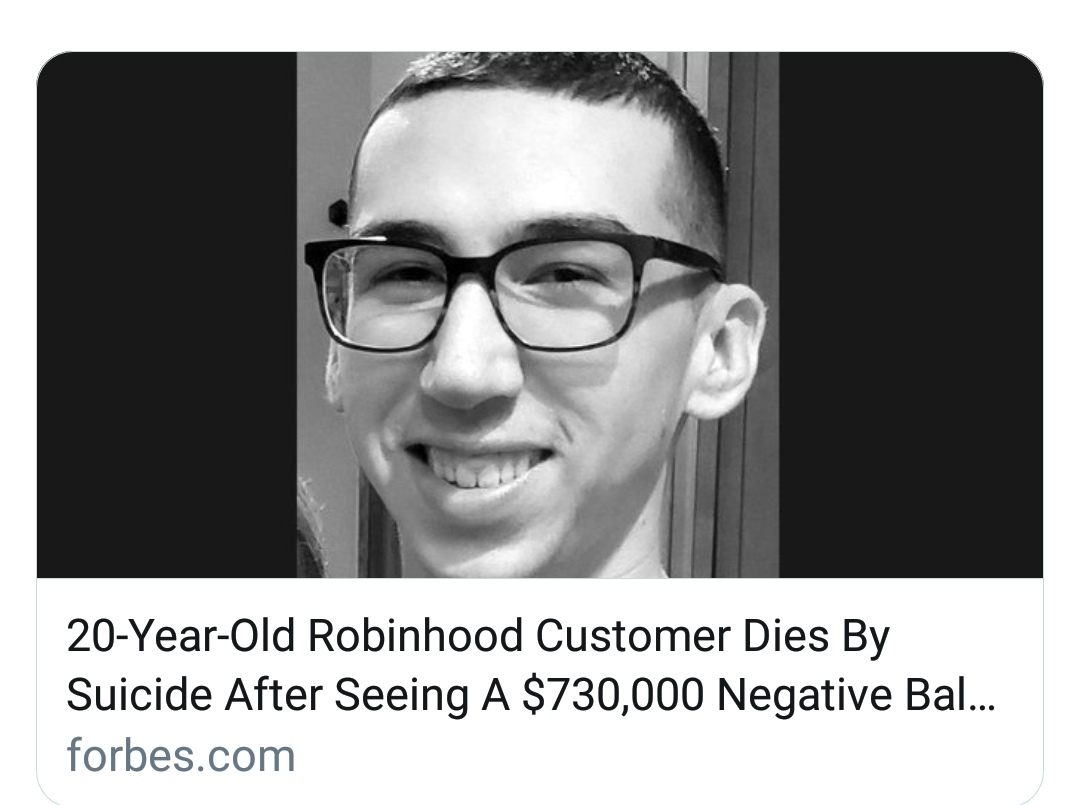 Robinhood trading