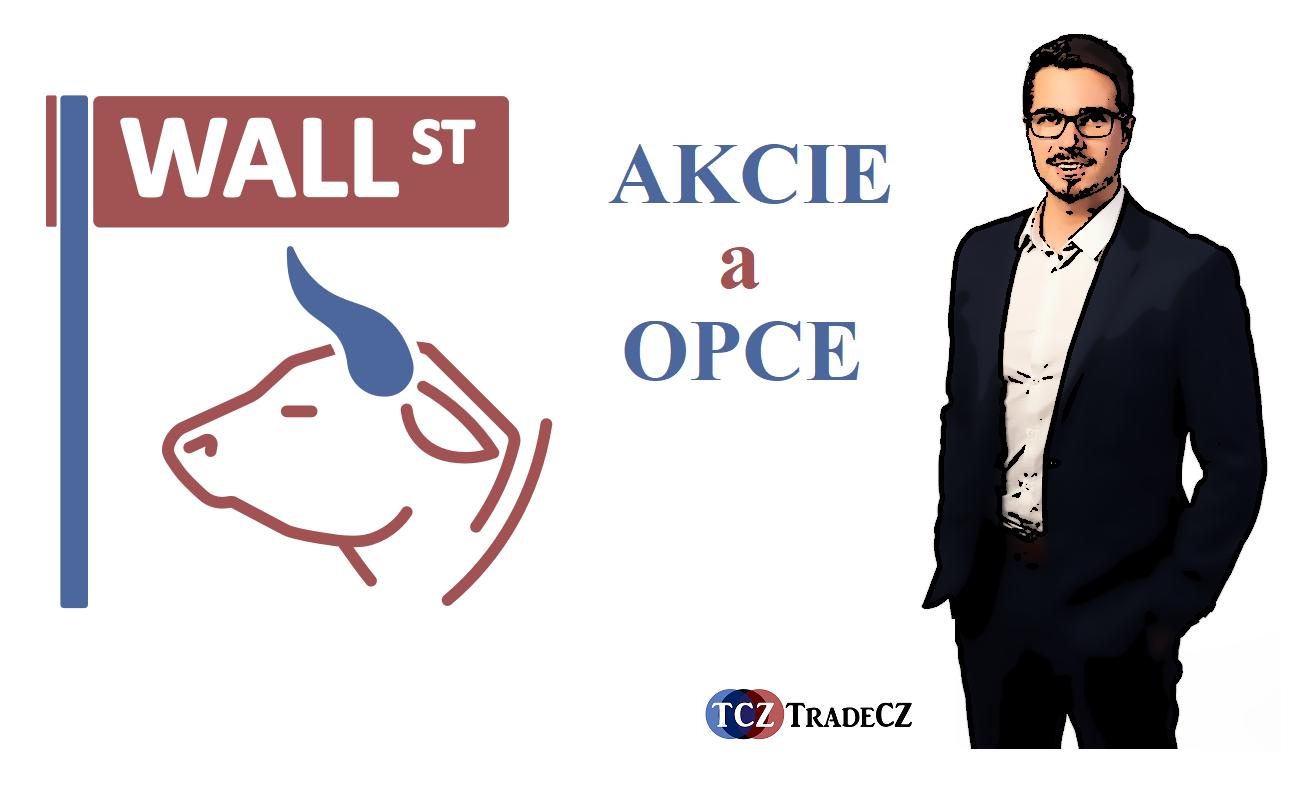 Akcie a opce online kurz