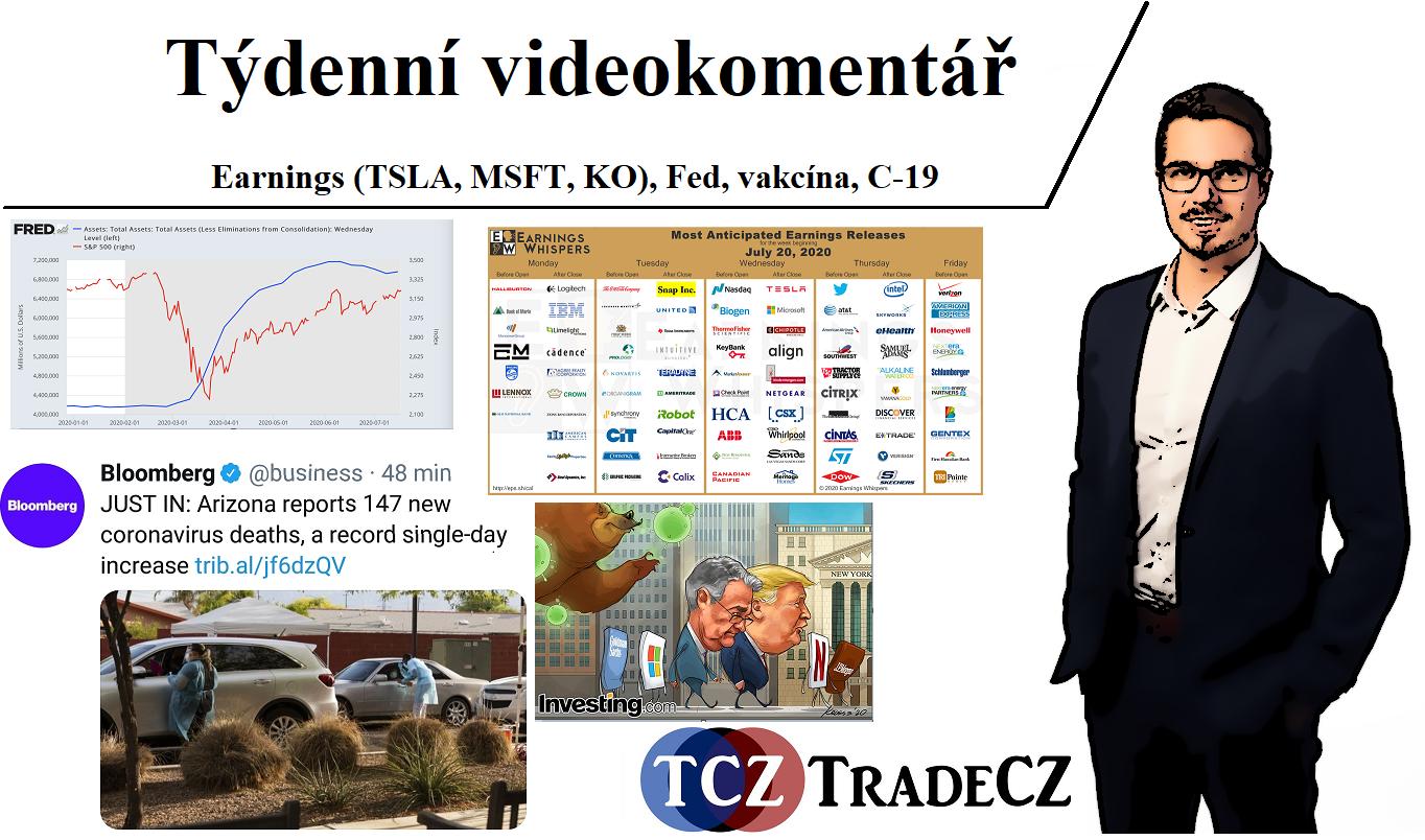 Videokomentář tradecz