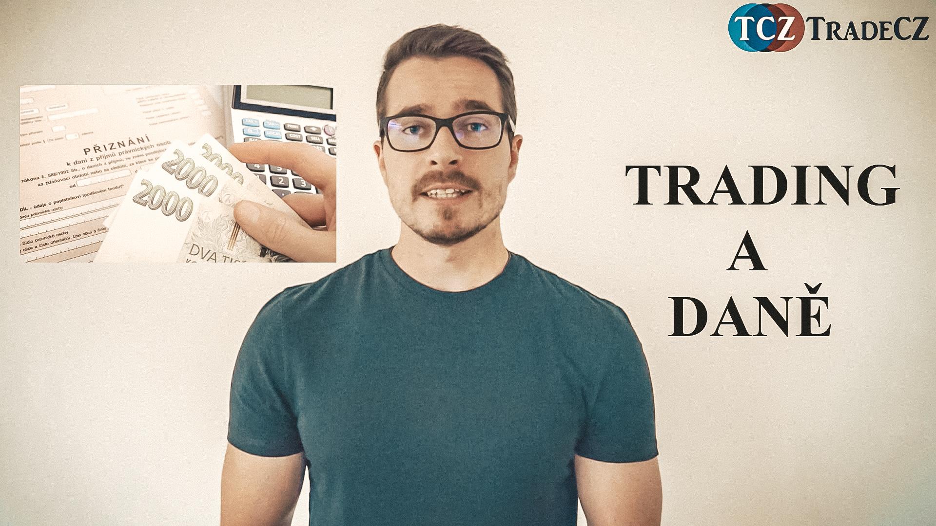 Trading a daně