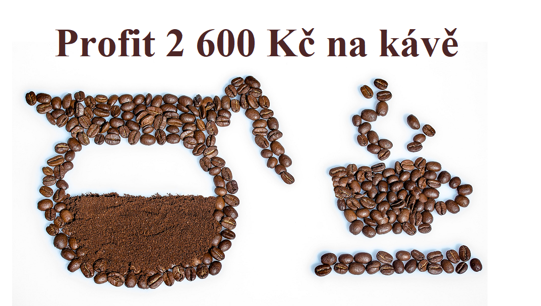 Profit na kávě