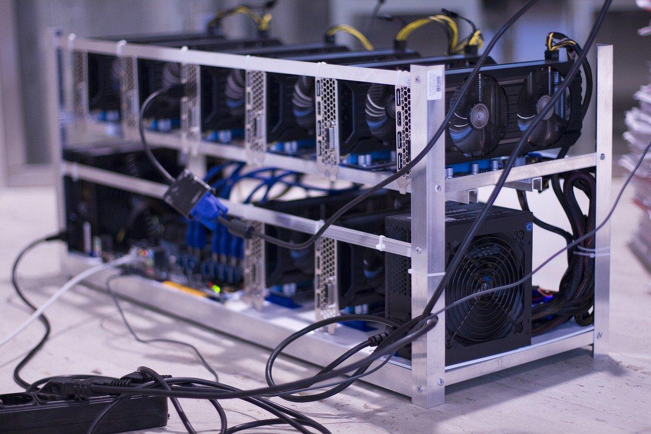 Těžba kryptoměny Bitcoin Cash