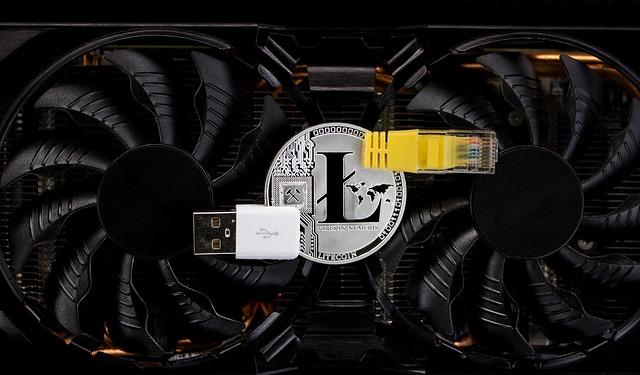 Těžba Litecoin mining