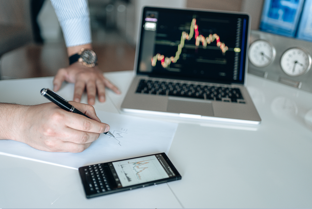 Obchodování kryptoměn trading