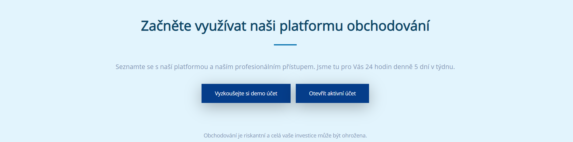 Demo CapitalPanda