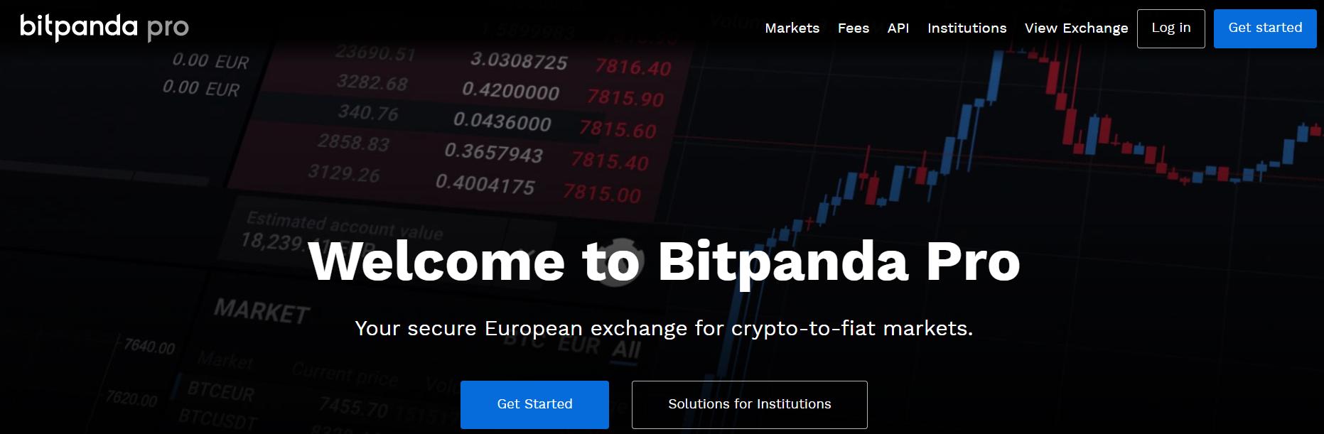 Bitpanda Pro recenze