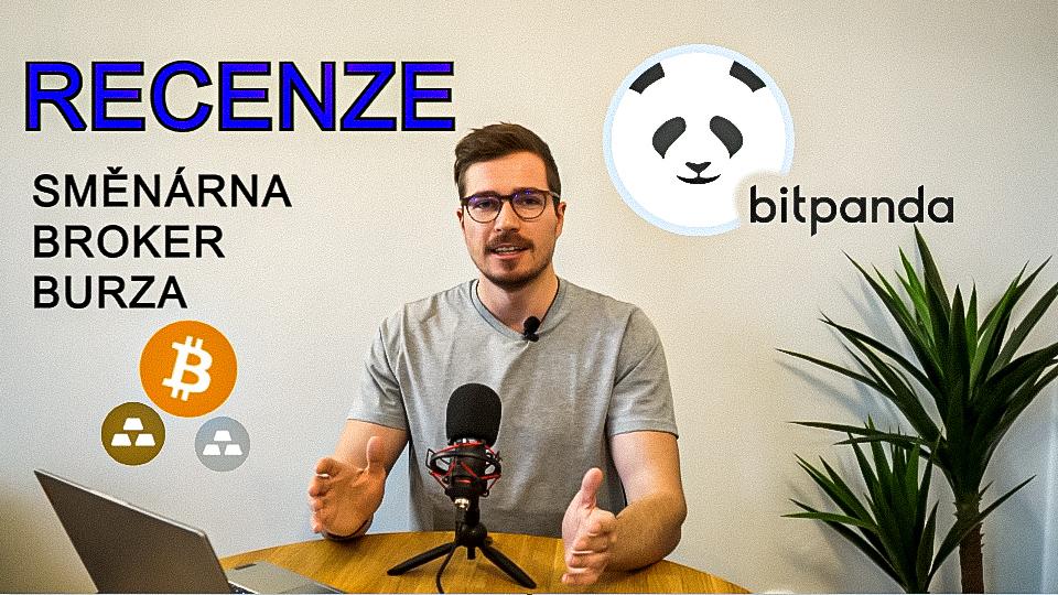Recenze směnárny Bitpanda