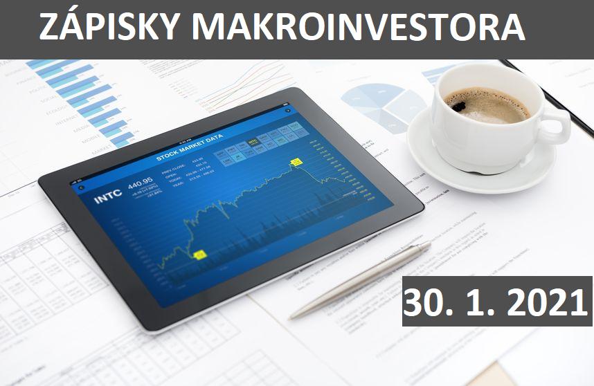 Zápisky makroinvestora