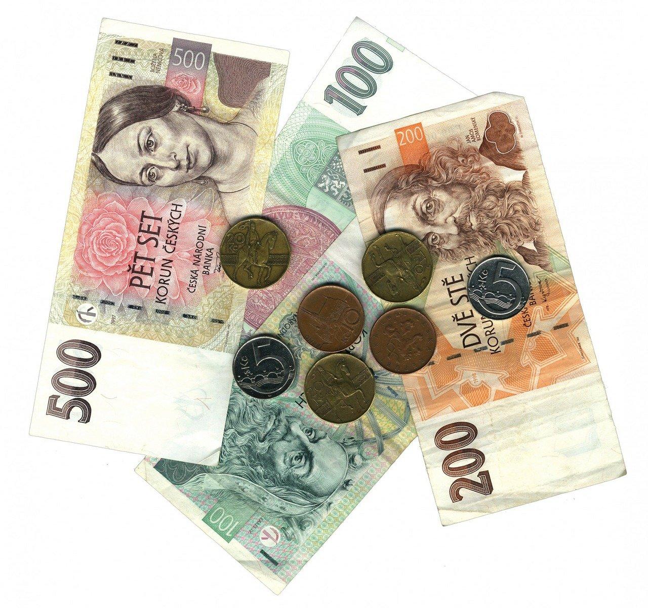 Česká měna koruna forex