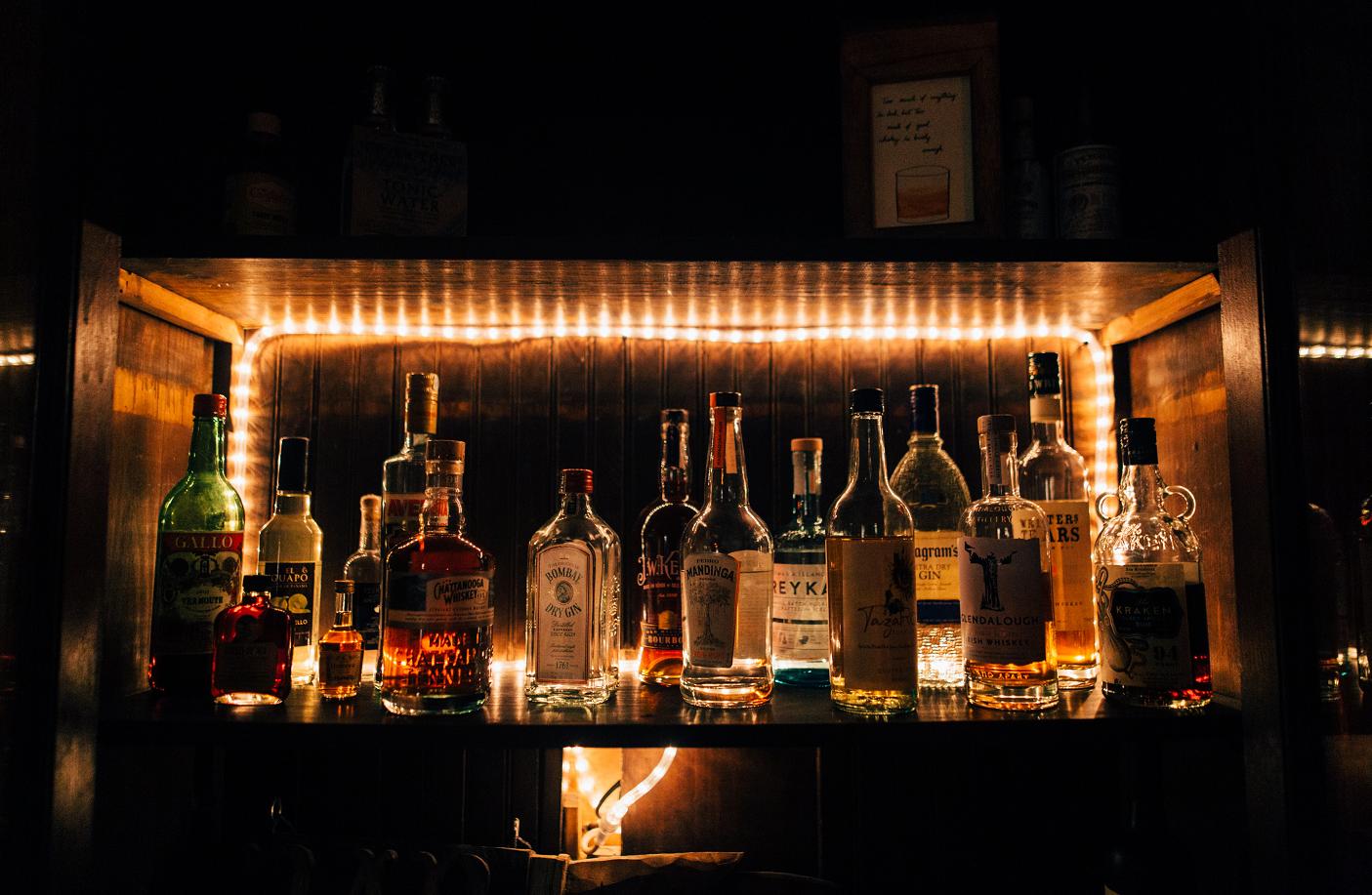 Investice do alkoholu whisky