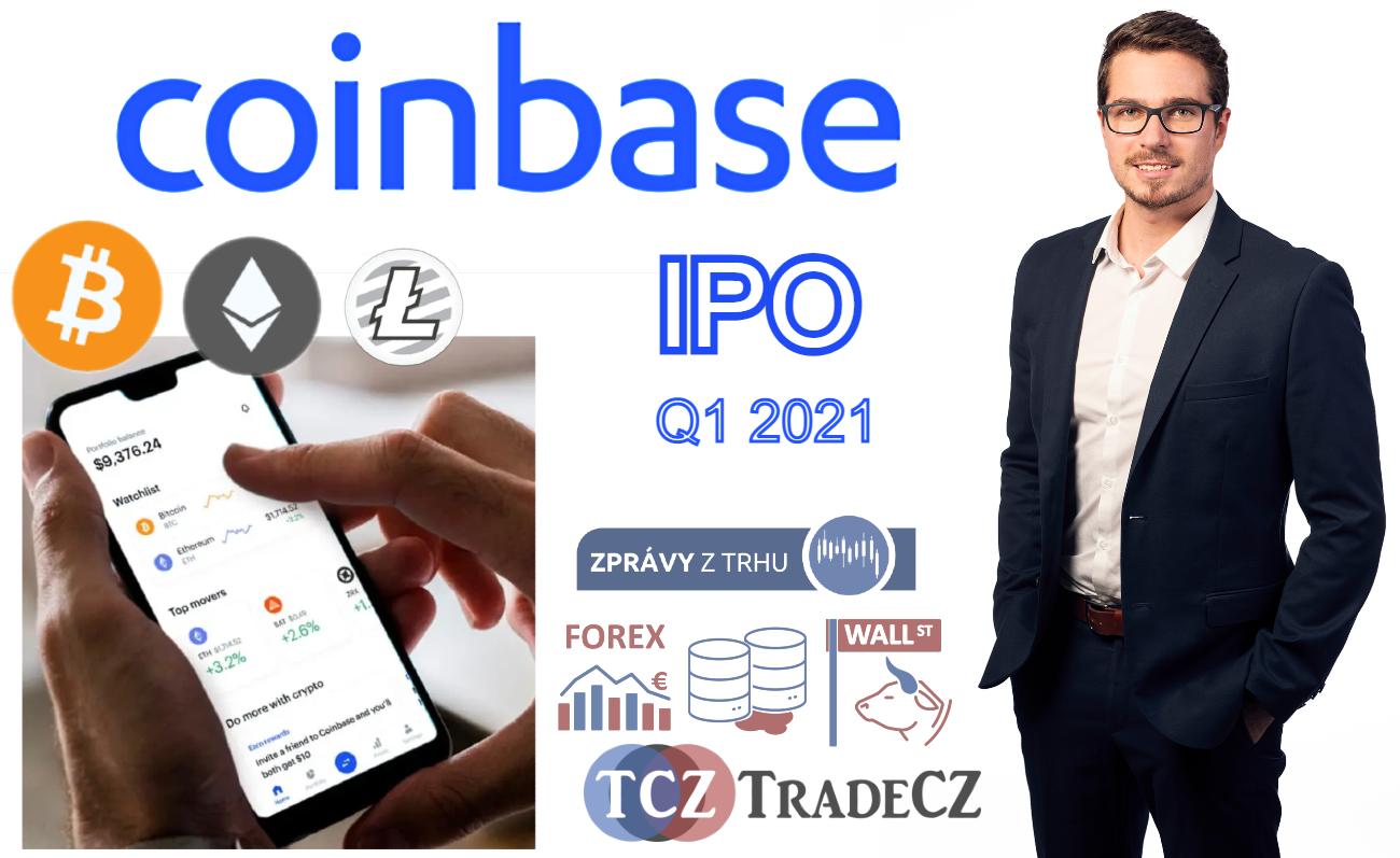 Analýza společnosti Coinbase