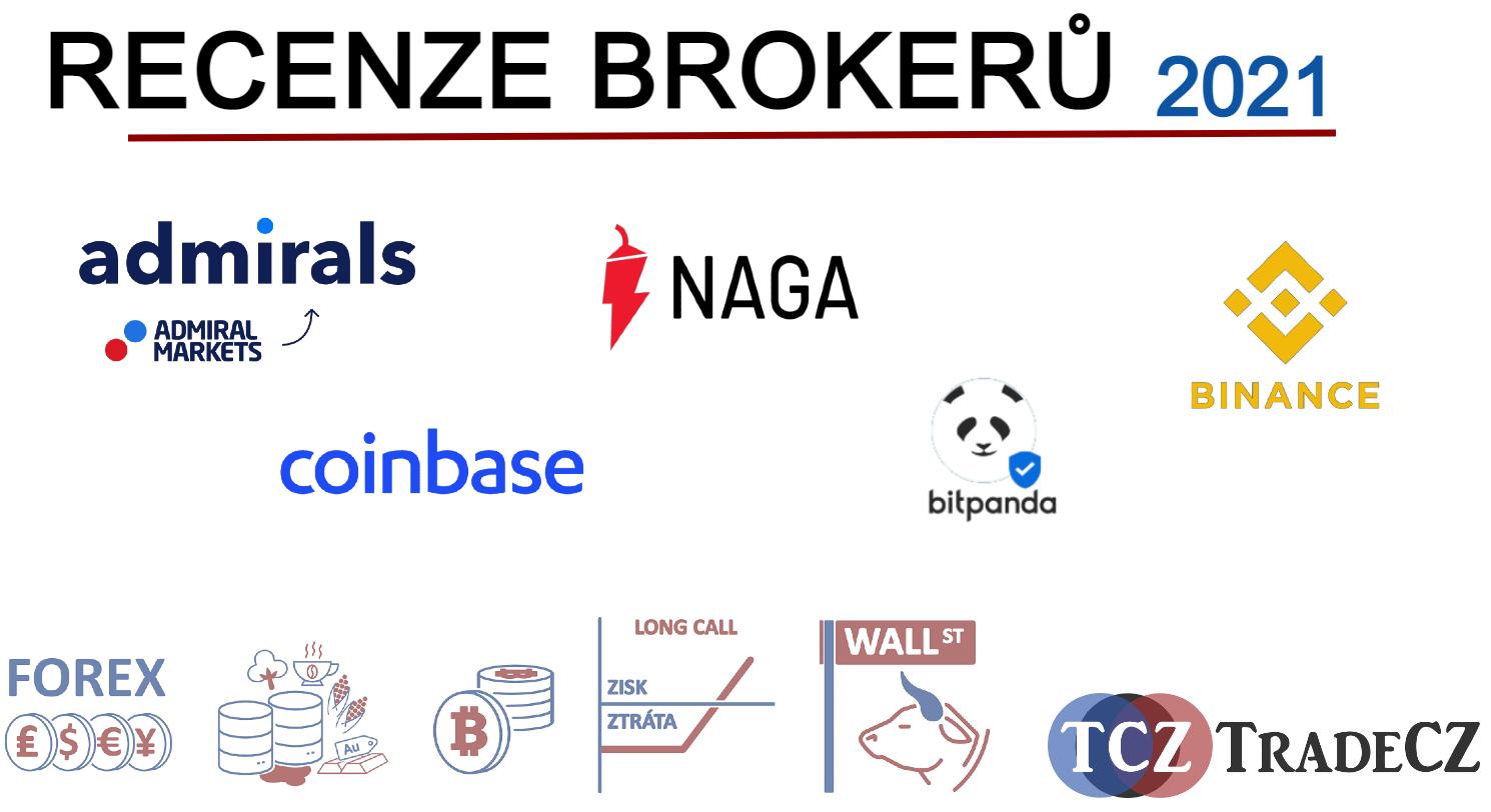Recenze brokerů