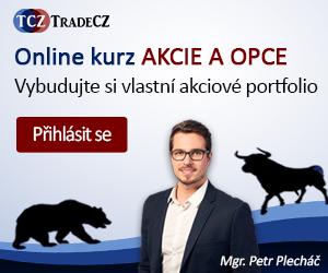 online kurz akcie a opce