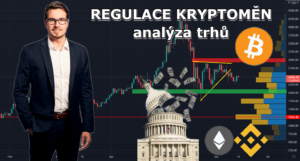 Regulace a cenzura kryptoměn, analýza Bitcoinu, nákup akcií Vistra a burzovní výhled 24/2021