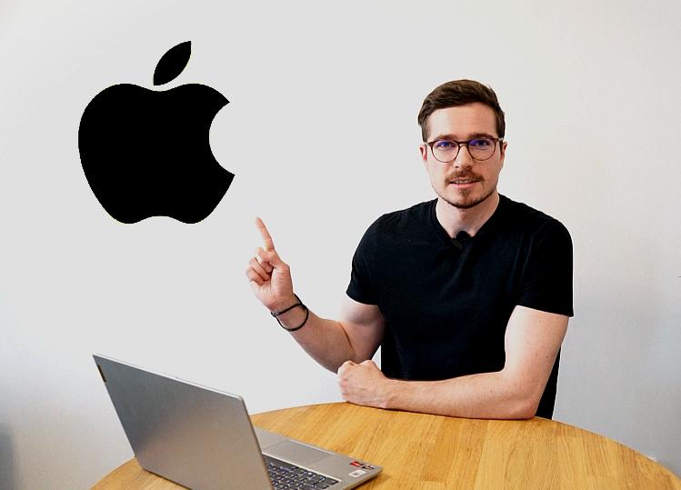 analýza Apple petr plecháč tradecz