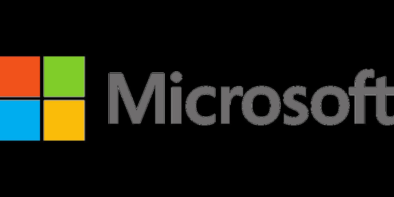 analýza Microsoft