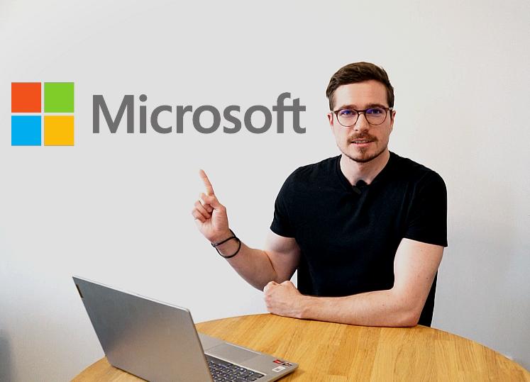 Microsoft analýza Petr Plecháč Tradecz