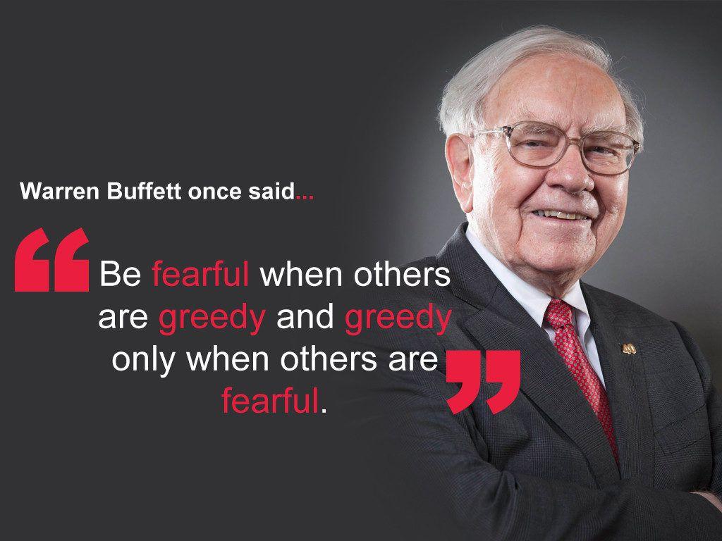 Warren Buffett citáty