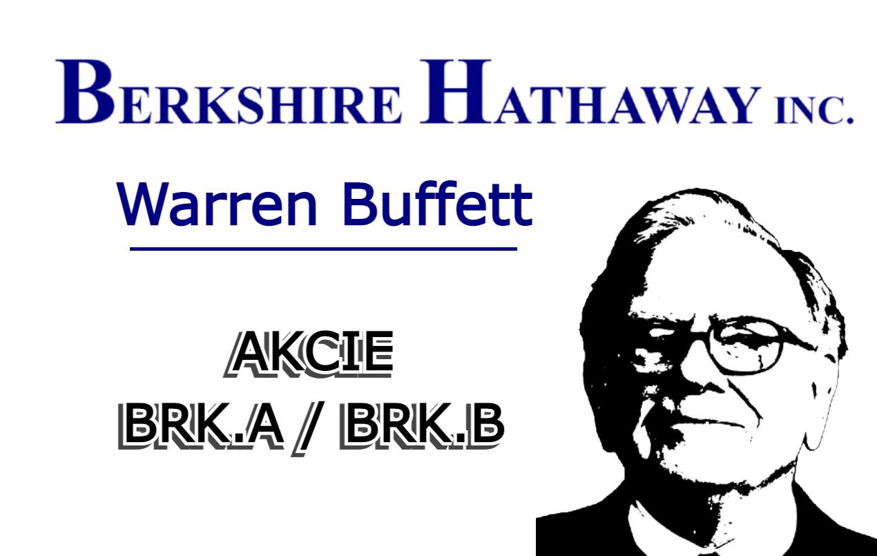 Analýza akcií Berkshire Hathaway