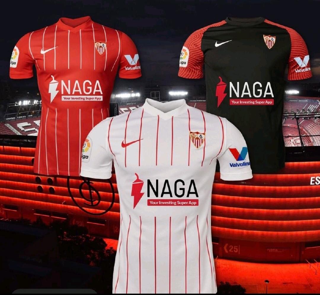 Naga partner Sevilla