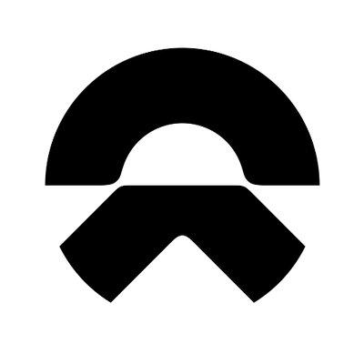 NIO logo akcie