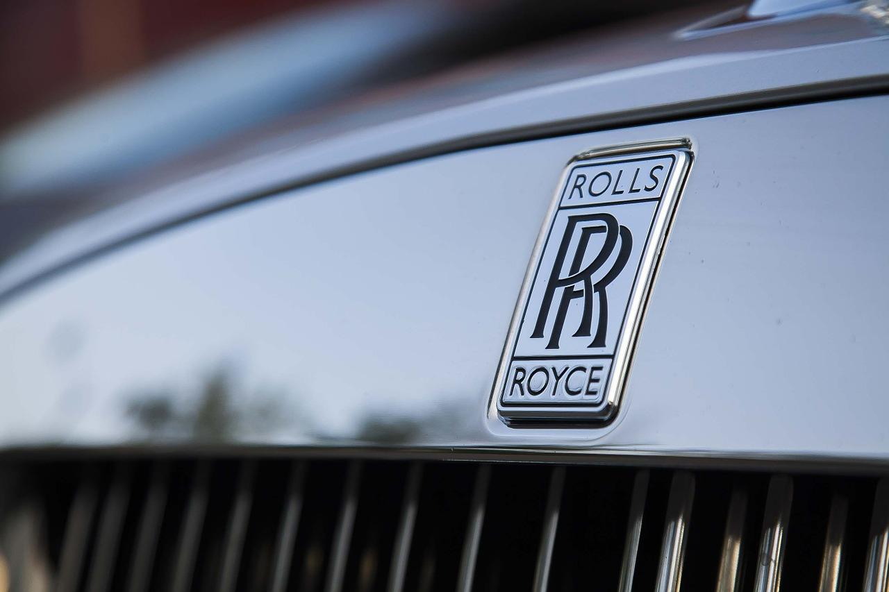 Rolls-Royce akcie