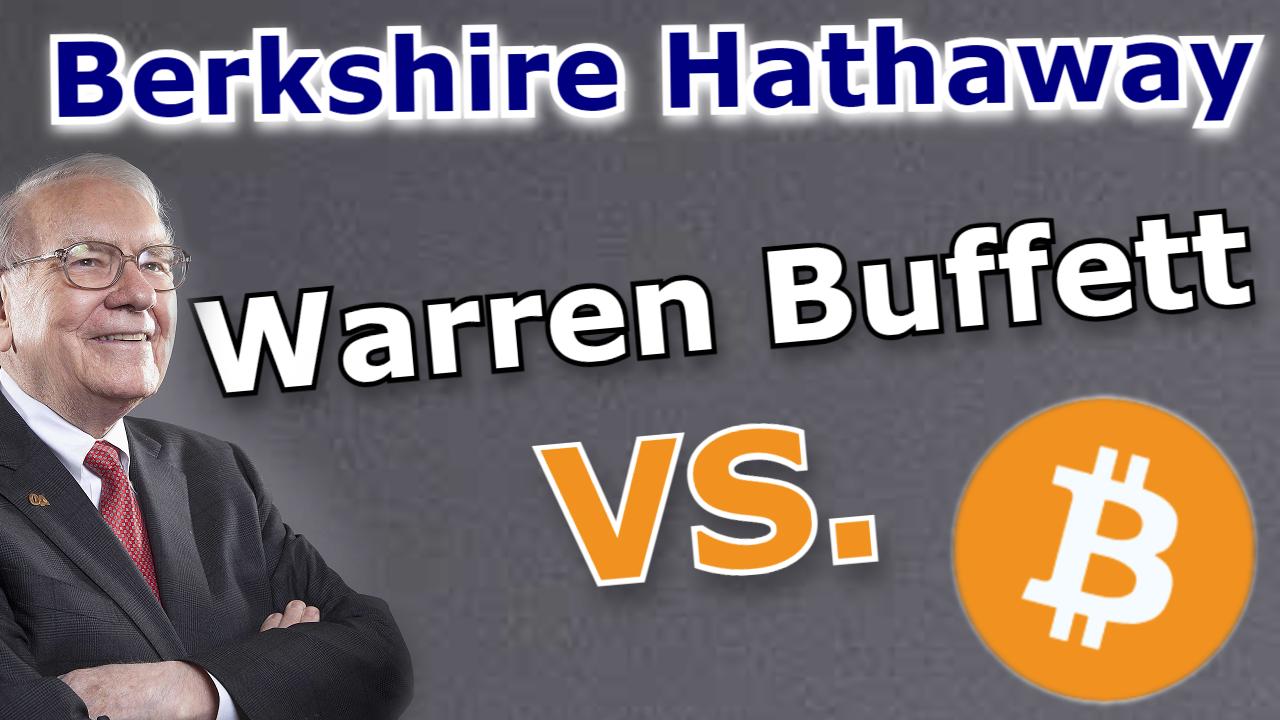 Buffett a Bitcoin