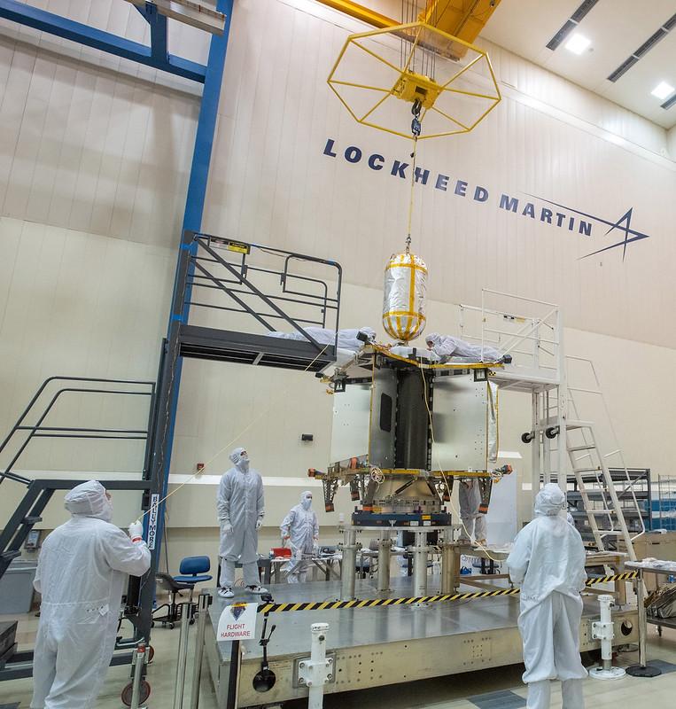 akcie Lockheed Martin
