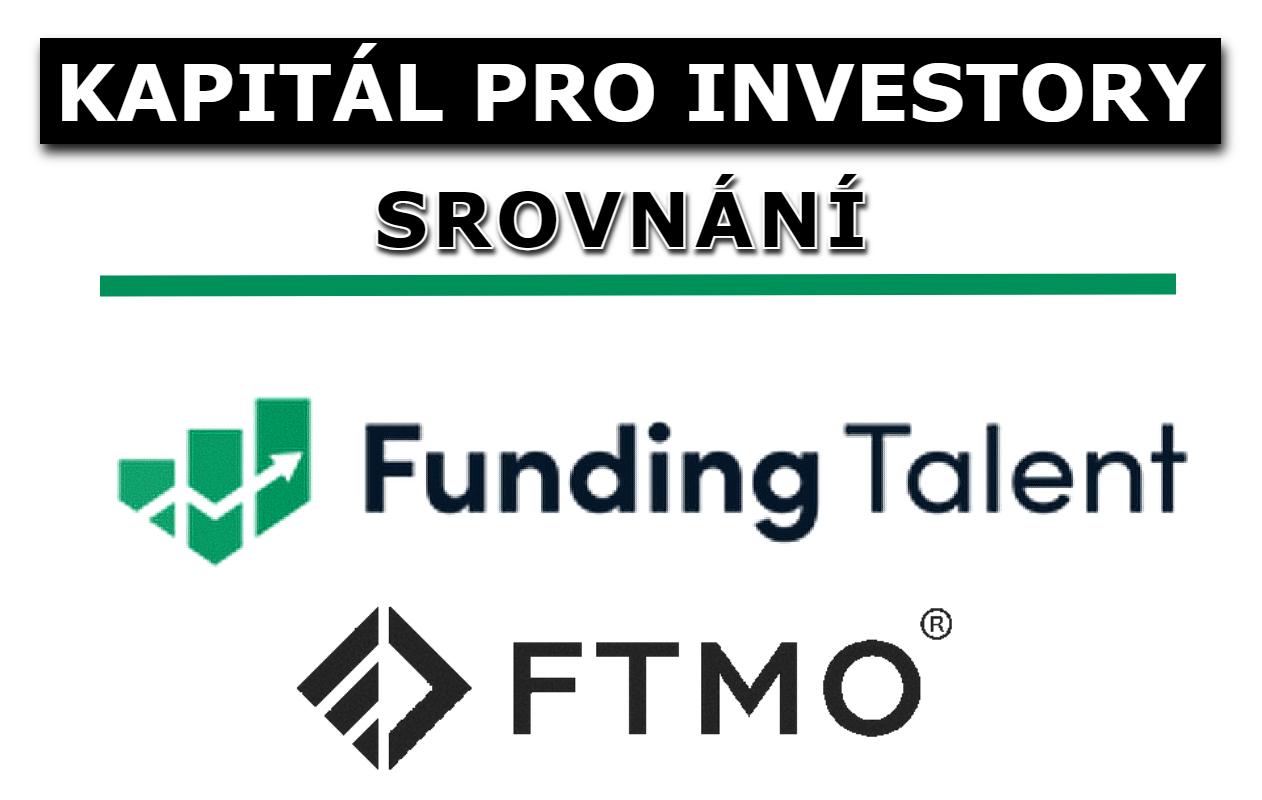 Funding Talent a FTMO