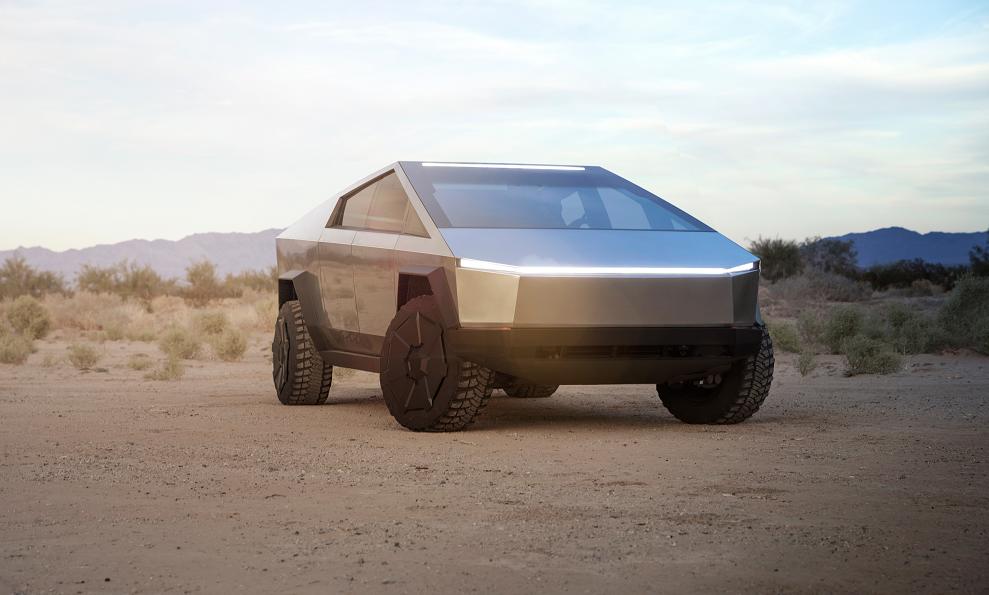 Tesla model Cybertruck