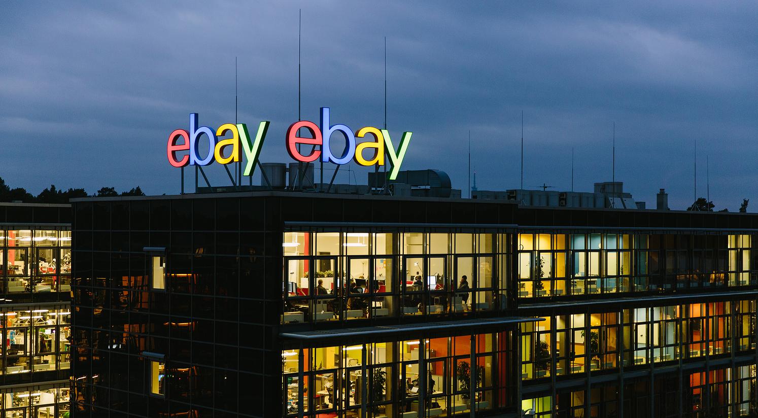 Společnost eBay